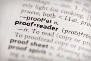 Top Proofreading And Editing Tips