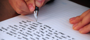 Common mistakes in an essay?