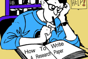 How To Start And End A Research Paper